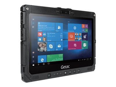 Getac K120 Rugged tablet with keyboard dock Core i5 8250U / 1.6 GHz Win 10 Pro