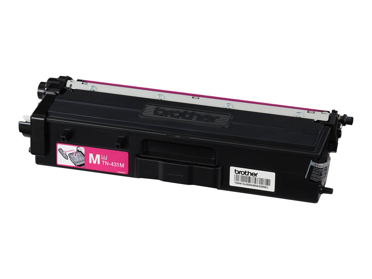 Brother TN-431M - magenta - original - toner cartridge