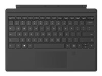 Microsoft Surface Pro Type Cover (M1725) Keyboard with trackpad, accelerometer English
