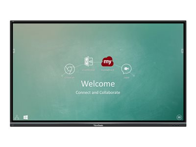 ViewSonic IFP7550-C1 75INCH Class (75INCH viewable) LED display interactive with touchscreen