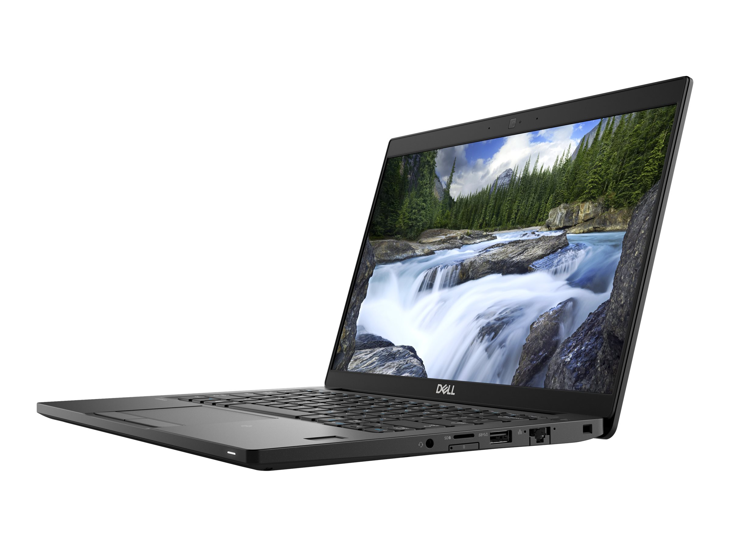 Dell Latitude 7380 - Core i5 7300U / 2.6 GHz - Win 10 Pro 64-Bit - 8 GB RAM - 256 GB SSD - 33.8 cm (13.3