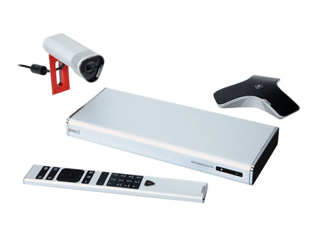 Poly RealPresence Group 300-720p - video conferencing kit