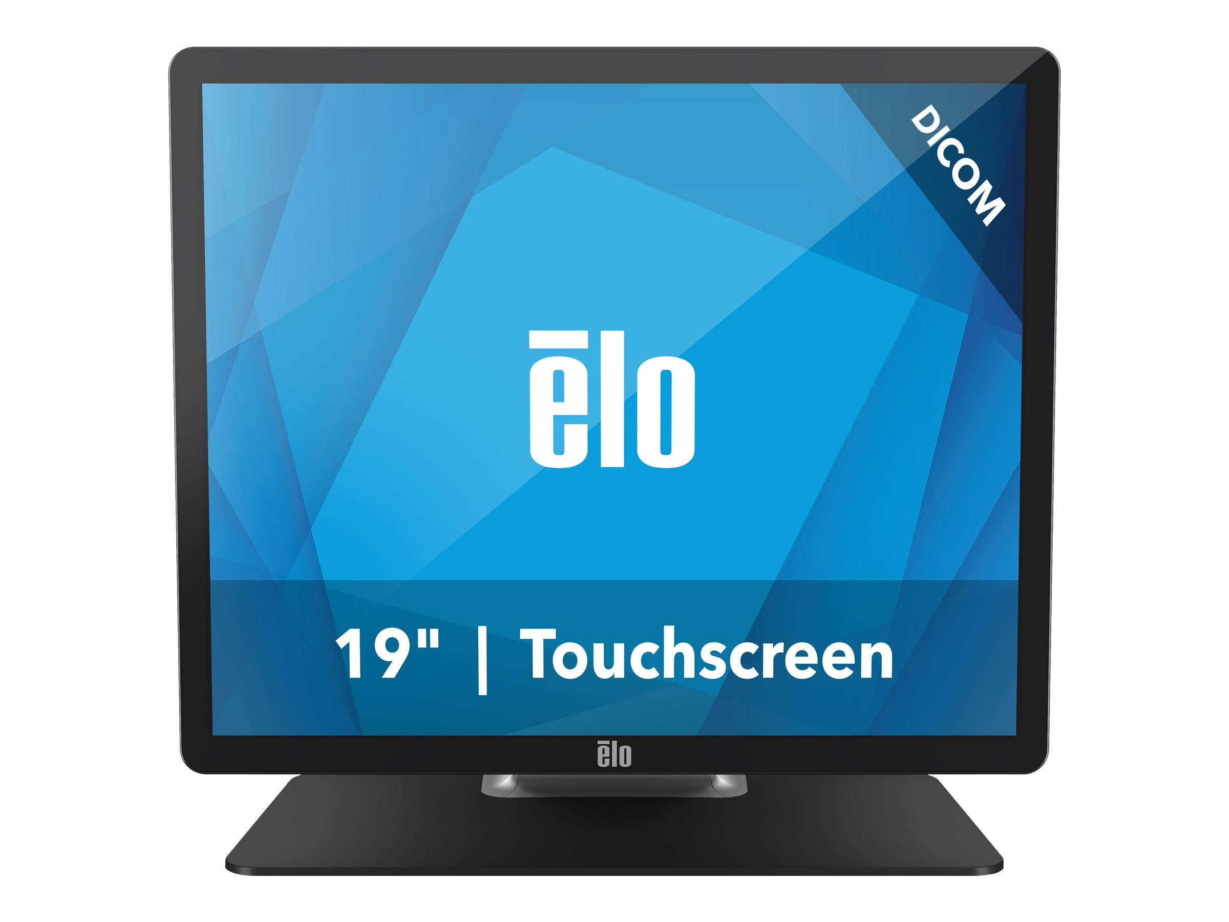 Elo 1903LM, 48,3cm (19 Zoll), Projected Capacitive, 10 TP, schwarz