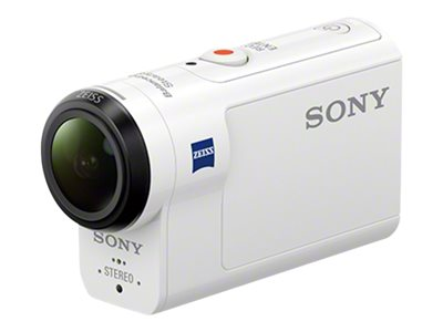 Sony Action Cam-HDR-AS300 Action camera mountable 1080p 8.57 MP Carl Zeiss