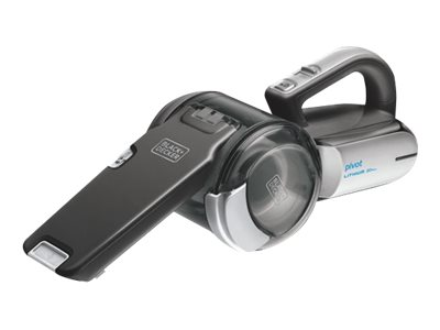 Black & Decker Pivot Vac BDH2000PL Vacuum cleaner handheld bagless