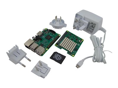 element14 Raspberry Pi 3 IBM IoT Learner Kit - DIY kit