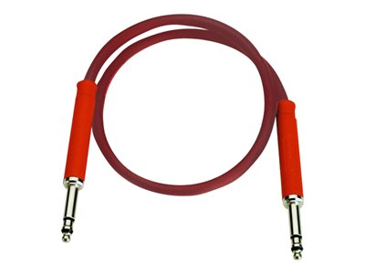 Coloured Patch Cables Audiokabel - 60 cm
