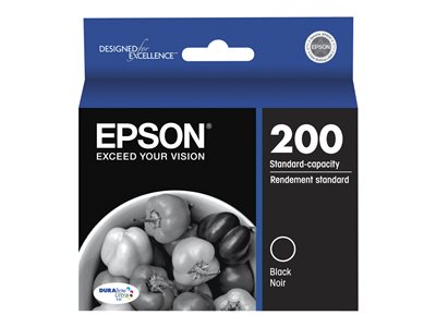 Epson 200 With Sensor Black original ink cartridge