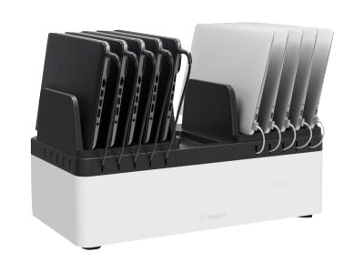 Belkin Store and Charge Go with fixed dividers - charging station