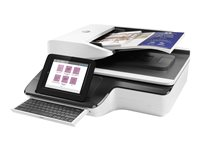 HP ScanJet Enterprise Flow N9120 fn2 Flatbed Scanner Document scanner Duplex