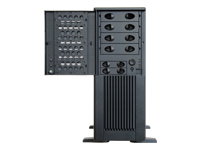 Chieftec UNI Series LBX-02B-U3 - Mid tower