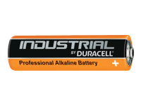 Picture of Duracell INDUSTRIAL ID1500 - battery - 10 x AA type - Alkaline (ID1500B10)