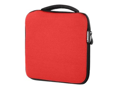 Cocoon CSG310 Minifolio Case for game console neoprene racing red