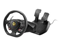 Thrustmaster Ferrari T80 488 GTB Edition Rat og pedalsæt Sony PlayStation 4