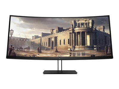 HP Z38c LED monitor curved 37.5INCH (37.5INCH viewable) 3840 x 1600 UWQHD+ IPS 300 cd/m²
