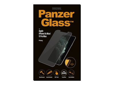 PanzerGlass Privacy for Apple iPhone 11 Pro Max, XS Max