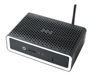 ZOTAC ZBOX C Series CI660 nano PLUS Mini PC Core i7 8550U / 1.8 GHz RAM 4 GB SSD 120 GB
