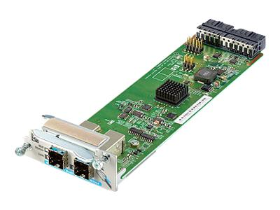 equal2new HP 2920 2PORT STACKING MODULE