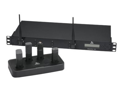 Revolabs Executive HD 4-Channel System Receiver for wireless hea