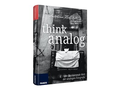 Think Analog - par Zambito Antonino - livre