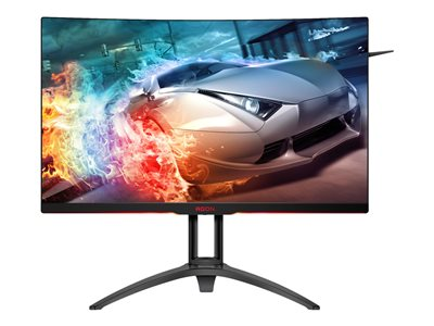 AOC Gaming AG322QC4 LED monitor 31.5INCH 2560 x 1440 QHD VA 300 cd/m² 2000:1 4 ms