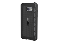 Urban Armor Gear Outback - Back cover for mobile phone - rubber - black - for Samsung Galaxy A5 (2017)