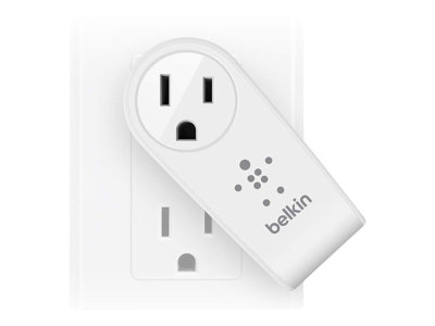 Belkin BOOST?UP 2-Port Swivel Charger + Outlet