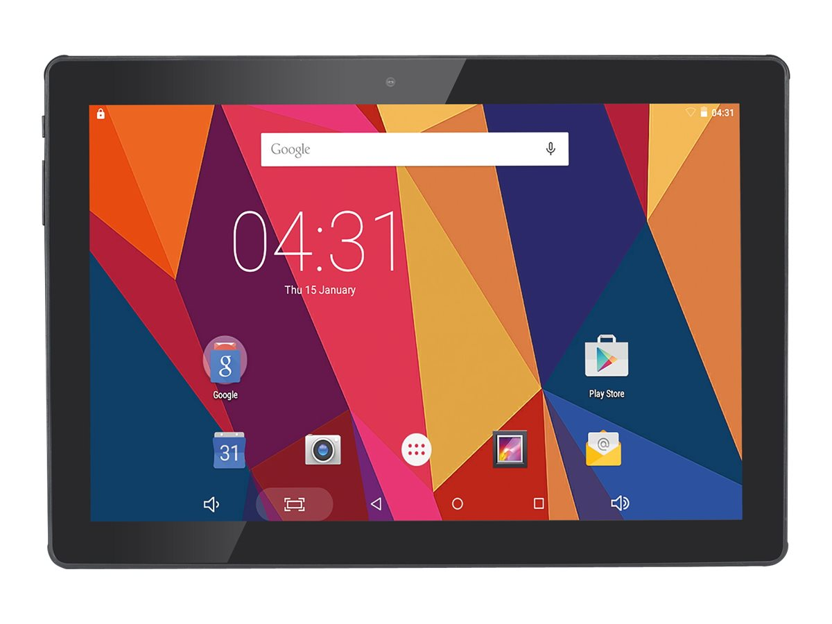 Hannspree HANNSpad SN1ATP1B Hercules - Tablet - Android 5.1 (Lollipop) - 16 GB - 25.7 cm (10.1
