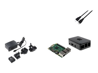 Raspberry Pi 3B- Premium Kit