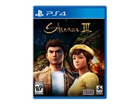 Shenmue III PlayStation 4