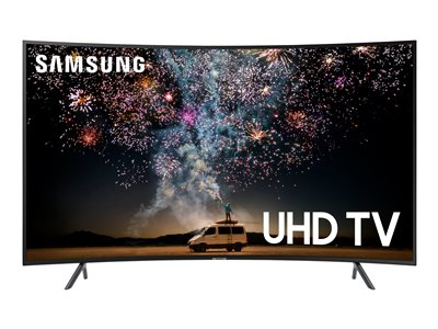 Samsung UN65RU7300F 65INCH Diagonal Class (64.5INCH viewable) 7 Series curved LED-backlit LCD TV