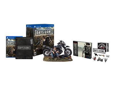 Days Gone CollectorFEETs Edition PlayStation 4