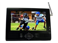 Supersonic SC-195TV 7INCH Class LCD TV 1440 x 234 portable