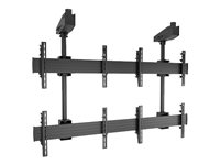 Chief Fusion LCM2X2U Mounting component (ceiling mount) for 4 LCD / plasma panels black