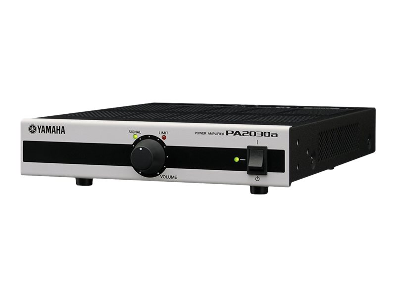 Yamaha PA2030a - power amplifier