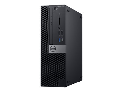 Dell OptiPlex 7060 SFF 1 x Core i5 8500 / 3 GHz RAM 8 GB HDD 500 GB DVD-Writer