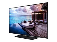 Samsung HG50NJ678UF 50INCH Diagonal Class LED TV hotel / hospitality with Integrated Pro:Idiom