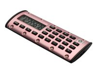HP Quick Calc NW245AA - Pocket calculator - battery - pink