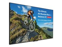 Sharp PN-UH601 60INCH Class (60.1INCH viewable) LED display with TV tuner digital signage