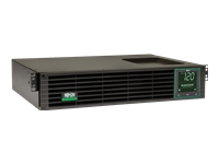 Tripp Lite SmartPro UPS, Lithium Battery Backup - 120V, 1kVA, 800W, Line Interactive, 2U, Sine Wave, LCD, 6 Outlets