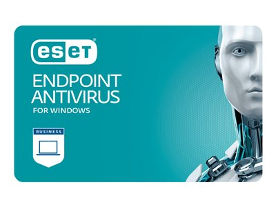 ESET Endpoint Antivirus Business Edition Subscription license (2 years) 1 user volume