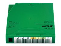 HPE RW Data Cartridge - LTO Ultrium 8 x 1 - 12 TB - storage media