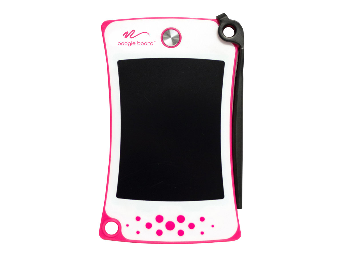 Boogie Board JOT 4.5 eWriter - Writing tablet mit LCD Anzeige - pink