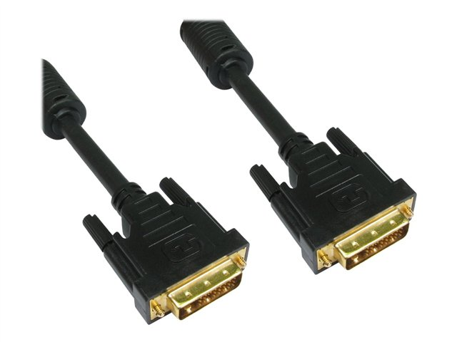 Image of Cables Direct DVI cable - 2 m