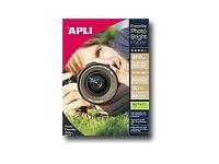 Papier photo APLI PAPER Everyday Photo Bright - papier photo - 50 feuille(s) - A4 - 200 g/m²
