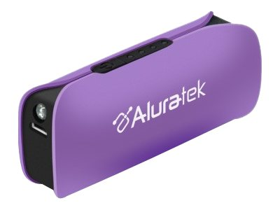 Aluratek power bank - Li-Ion