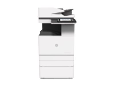Copieur Color LaserJet Managed Flow MFP HP E87640z - vitesse 40 ppm vue avant