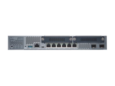 Juniper Networks SRX320 Services Gateway Security appliance 8 ports