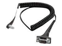 Zebra - Printer cable - RJ-11 (M) to HD-15 (VGA) (M) - for Zebra MC9090-G, MC9090-K, MC9090-S, MC9090-Z, MC9190-G, MC92N0, MC92N0-G