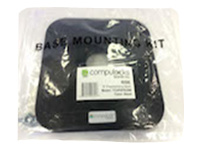 Picture of Compulocks Rise - Free Standing Base - White - mounting component (TCDP8FB)
